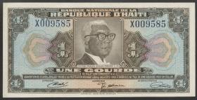 Haiti P.230 1 Gourde L.1979 (1)
