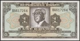 Haiti P.239 1 Gourde L. 1979 (1984) (1)