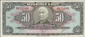 Haiti P.249 50 Gourdes 1986 (1)