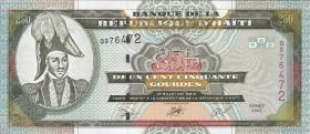 Haiti P.269b 250 Gourdes 2003 (1)