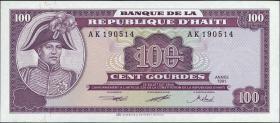 Haiti P.258 100 Gourdes 1991 (1)