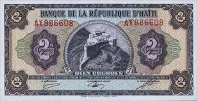 Haiti P.240 2 Gourdes L.1979 (1)