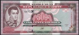 Haiti P.270b 500 Gourdes 2003 (1)