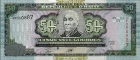Haiti P.267b 50 Gourdes 2003 (1)