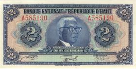 Haiti P.211 2 Gourdes L. 1973 (1)
