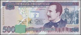Honduras P.78a 500 Lempiras 1995 (1)
