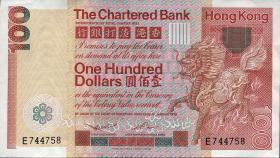 Hongkong P.079a 100 Dollars 1979 (2)