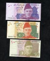 Pakistan 10 - 50 Rupien 2015 (1)