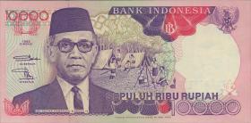 Indonesien / Indonesia P.131b 10000 Rupien 1993 (1)
