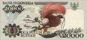 Indonesien / Indonesia P.132c 20000 Rupien 1994 (1)