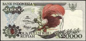 Indonesien / Indonesia P.132c 20000 Rupien 1994 (3)