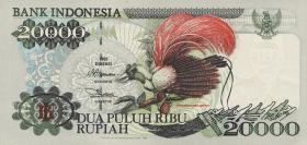 Indonesien / Indonesia P.135a 20000 Rupien 1995 (1)