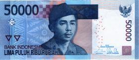 Indonesien / Indonesia P.152g 50000 Rupien 2016 (1)