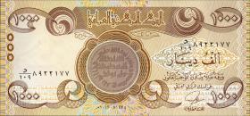Irak / Iraq P.099 1000 Dinars 2013 (1)