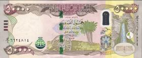 Irak / Iraq P.neu 50000 Dinars 2015 (1)