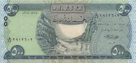 Irak / Iraq P.neu 500 Dinars 2018 (1)