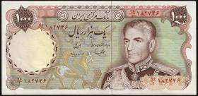 Iran P.105 1000 Rials (1974-79) (1/1-)