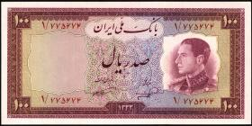 Iran P.067 100 Rials (1954) (1)