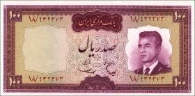 Iran P.080 100 Rials (1965) (1)