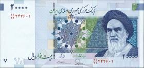 Iran P.153 20.000 Rials (2014) (1)
