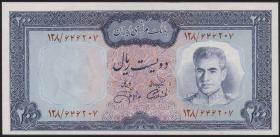 Iran P.092c 200 Rials (1971-73) (1)