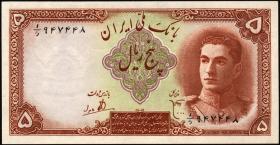 Iran P.039 5 Rials (1944) (1)