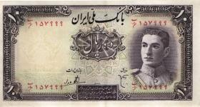 Iran P.040 10 Rials (1944) (2)
