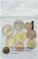 Irland Eurokursmünzensatz 2015 Messesatz