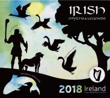 Irland Euro-KMS 2018 Mythen und Legenden