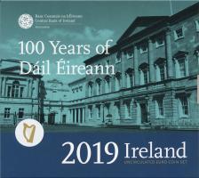 """Irland Euro-KMS 2019 """"100 Jahre Dáil Éreann"""""""