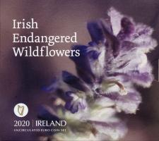 """Irland Euro-KMS 2020 """"Gefährdete Wildblumen"""""""