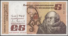 Irland / Ireland P.71d 5 Pounds 1985 (2)