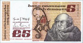 Irland / Ireland P.71d 5 Pounds 1987 (1)