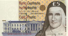Irland / Ireland P.75b 5 Pounds 1998 (1)