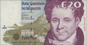Irland / Ireland P.77b 20 Pounds 1997 (1)
