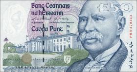 Irland / Ireland P.78b 50 Pounds 2001 (1)