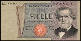 Italien / Italy P.101g 1000 Lire 1980 (1)