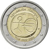 Italien 2 Euro 2009 WWU