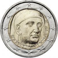 Italien 2 Euro 2013 Boccaccio