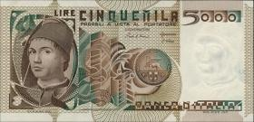 Italien / Italy P.105a 5000 Lire 1979 (1)