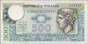 Italien / Italy P.094 500 Lire 1974 (1)