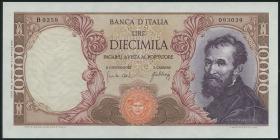 Italien / Italy P.097c 10000 Lire 1966 (1)