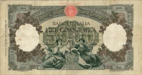Italien / Italy P.085a 5.000 Lire 27.10.1947 (4)