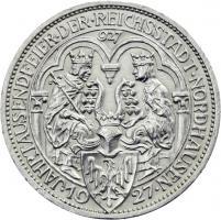 J.327 • 3 Reichsmark Nordhausen 1927