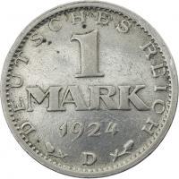 J.311 • 1 Mark 1924 D
