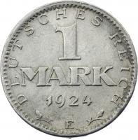 J.311 • 1 Mark 1924 E