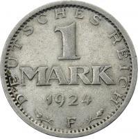 J.311 • 1 Mark 1924 F