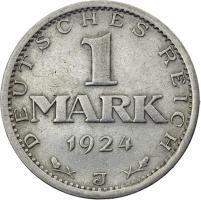 J.311 • 1 Mark 1924 J
