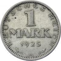J.311 • 1 Mark 1925 A