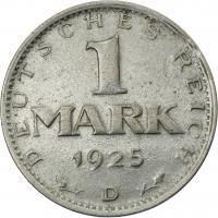 J.311 • 1 Mark 1925 D